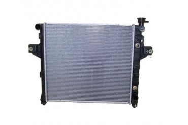 Crown Automotive Replacement Radiator for 4.7L V8 Engine with Automatic Transmission 52079425AC Radiator