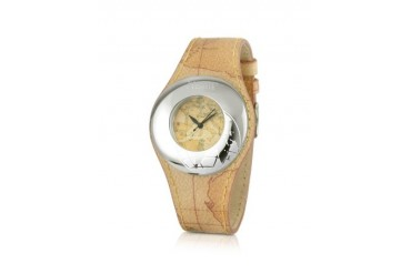 1a Prima Classe - Ladies' Geo Dial and Strap Bracelet Watch