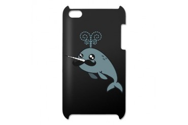 Narwhalstache iPod Touch 4 Case