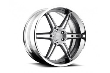 Niche Wheels 3-Piece Series E620 Lugano VI 19 Inch Wheel