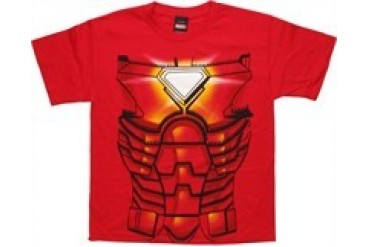 Marvel Comics Iron Man Costume Suit Youth T-Shirt
