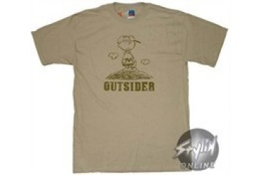 Peanuts Charlie Brown Outsider T-Shirt