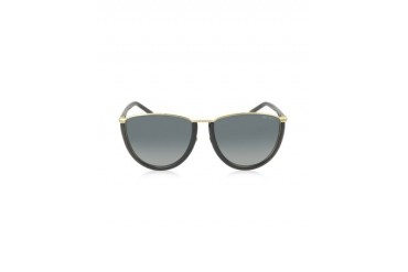 MILA/S WL4HD Gold and Black Women's Sunglasses