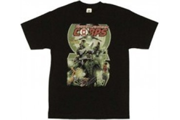 DC Comics Green Lantern Corps # 25 Cover T-Shirt
