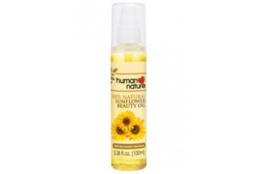100% Natural Sunflower Beauty Oil