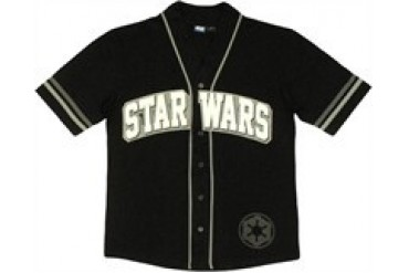 Star Wars Darth Vader Helmet Baseball Jersey