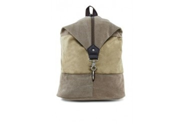 JAXON Canvas Backpack