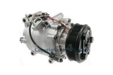 2001-2002 Honda Civic A/C Compressor 4-Seasons Honda A/C Compressor 78599 01 02