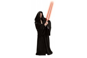 Star Wars Deluxe Sith Adult Hooded Robe Costume 44
