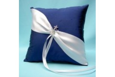 Simply Charming Ring Pillows - Style RP472/NAUT