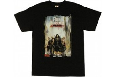 The Four Horsemen of the Apocalypse Book Two: The Chosen T-Shirt