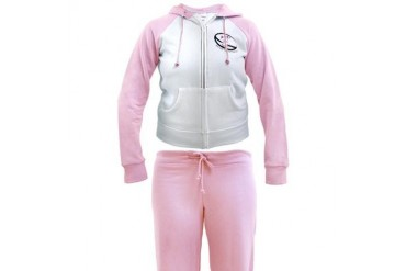 Straight Girl Rugby Sports Women's Tracksuit by CafePress