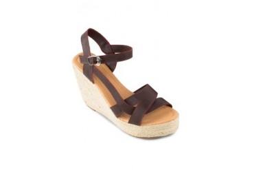Cental Strappy Espadrille Wedges