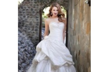 "Kenneth Winston ""In Stock"" Wedding Dress - Style 1481"