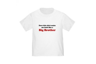 Look Like A Big Brother Toddler T-Shirt