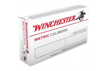 Winchester ''''white Box'''' Rifle Ammunition - Win Ammo 762x51mm 147gr Full Metal Jacket 20bx