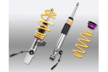 KW Suspension DDC Coilover Kit Audi A3 Quattro without EDC 04-11