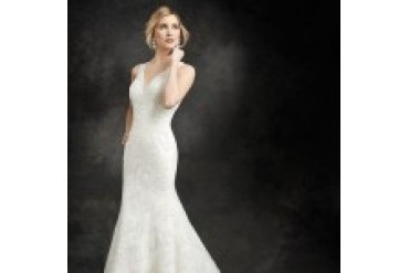 Ella Rosa Wedding Dresses - Style BE243