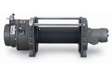 Warn Series 15 Hydraulic Industrial Winch  65931 12,000+ lbs. Hydraulic Winches