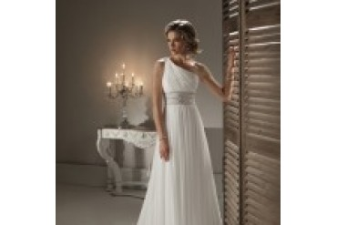 "Maggie Sottero ""In Stock"" Wedding Dress - Style Asha J1413"