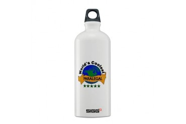 Lawyer Sigg Water Bottle 0.6L by CafePress