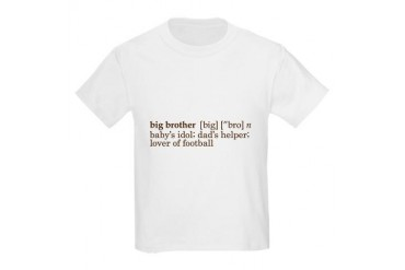 Big Brother Difinition - Kids T-shirt