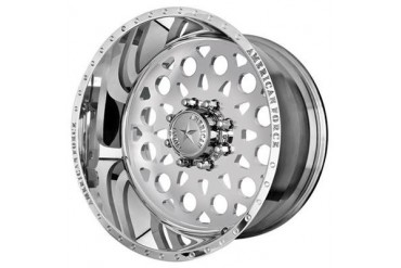 American Force Wheels 20x10 Conflict SS - Polish AFT11273 American Force Wheels