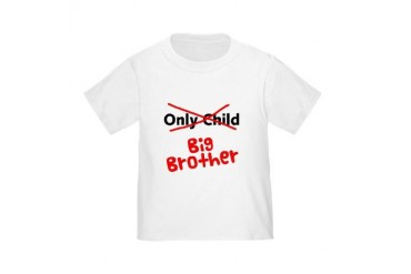 Now a Big Brother Toddler T-Shirt
