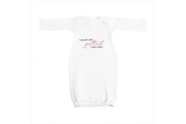 Prettiest Audrey Hepburn Girly Baby Gown by CafePress