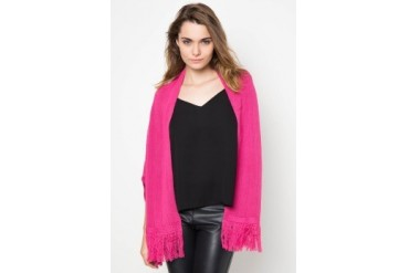 Noir Sur Blanc Ladies Long Scarf