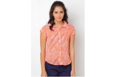 Adriana Loose Fit Blouse