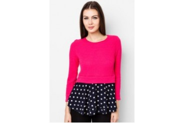 VnJ Knitted Top