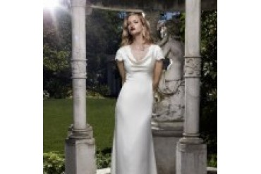 "Casablanca ""In Stock"" Wedding Dress - Style 2070"