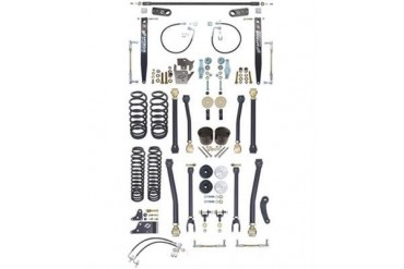 Currie 4 Inch RockJock Lift Kit CE-9807A4 Complete Suspension Systems and Lift Kits