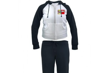 Toledo Ohio Greetings Vintage Women's Tracksuit by CafePress