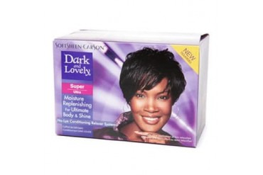 Ddi Dark amp Lovely Healthy Gloss Shea Moisture Relaxer (pack Of 6)