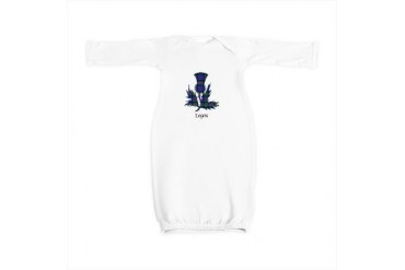 Thistle - Logan Scottish Baby Gown by CafePress
