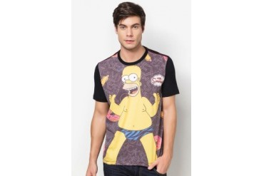 The Simpsons @ urban TEE Sexy Homer Tee