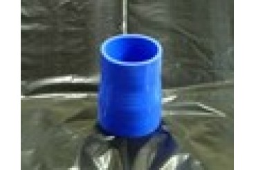 TurboXS Silicone Straight Reducer 19-25mm Blue