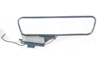 1989-1995 Toyota Pickup Rear View Mirror Replacement Toyota Rear View Mirror TY12B 89 90 91 92 93 94 95