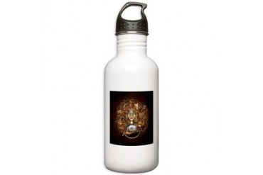 Mystical Dreams.jpg Fantasy Stainless Water Bottle 1.0L by CafePress