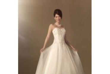 "Alfred Angelo ""In Stock"" Wedding Dress - Style 2450"