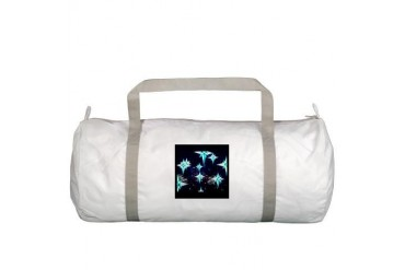 Twinkle Twinkle Christmas Gym Bag by CafePress