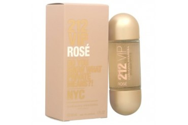 Carolina Herrera - 212 VIP Rose for Women - 1 oz EDP Spray