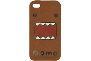 Domo-Kun Face Silicone iPhone 4/4S Phone Case
