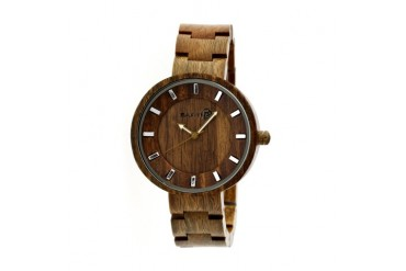 Earth Wood Branch Bracelet Watch-Olive