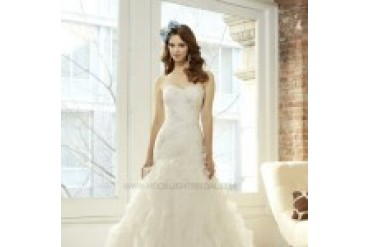 "Moonlight Couture ""In Stock"" Wedding Dress - Style H1221"
