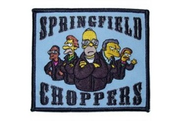 Springfield Choppers Patch