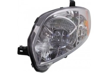2007 Mitsubishi Eclipse Headlight Replacement Mitsubishi Headlight REPM100124 07
