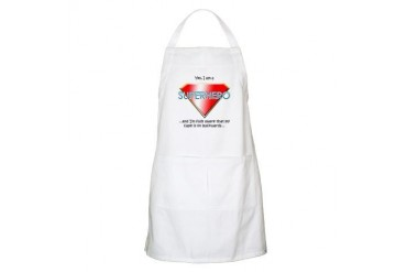 Super Hero Apron